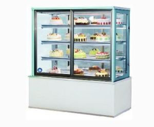 Good Quality Cake Display Freezer Refrigerating Showcase pictures & photos