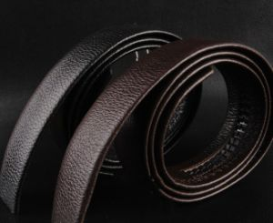 Men Full Grain Leather Casual Belts (A5-1206004) pictures & photos
