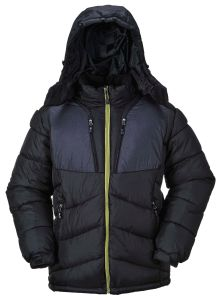 100g Warm Duck Down Jacket pictures & photos