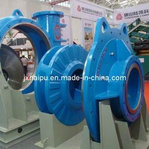 High Pressure Slurry Pump Metal Impeller Rotor (NZJA)