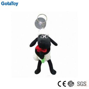 Custom Plush Sheep Keyring Stuffed Soft Toy Keychain pictures & photos