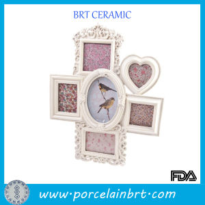 The Vintage Five Kinds Shaped Photo Frame pictures & photos