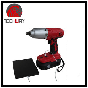 Professional 24V Cordless Impact Wrench for Heavy Duty Work pictures & photos