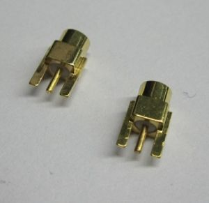 MMCX Straight Female Connector pictures & photos