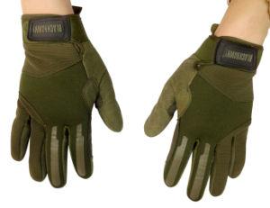 Blackhawk 8155 Kahki Full Finger Gloves pictures & photos