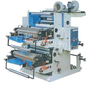 Flexo Printing Machine for Paper Packing pictures & photos