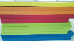 Colorful EVA Foam Sheet with Good Flexibility for Sandal Insoles pictures & photos