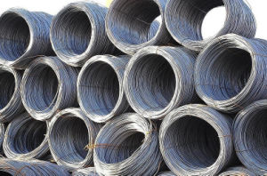 SAE1008b Steel Wire Rod with 8mm Thickness pictures & photos