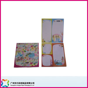 Promotional Stationery Die-Cut Sticky Note Memo Pad pictures & photos