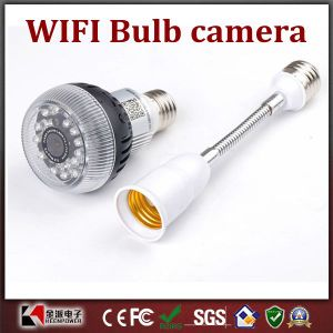 Bulb IP Camera pictures & photos