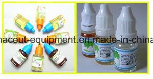 Automatic E Cigarette (E-cig) Eyedrop E-Liquids Oil Filling Machine pictures & photos