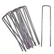 "Landscape Staples Fabric Weed SOD Pins Stakes-1000PCS-6"" X 1"", Wholesales, Retail pictures & photos"
