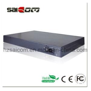 Saicom(SCG2-1124PF) 20km/SC/LC/SFP Gigabit Broadcom POE Switch for Monitoring system pictures & photos