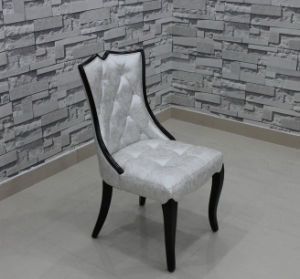 Korean Style Wooden Chair Oak Wood Chair High Quality Dining Chair pictures & photos