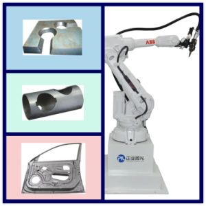 Fiber Laser Cutting Robot Used for 3D Laser Processing pictures & photos