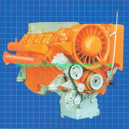 Brand New Air Cooled Deutz Bf8l513c Engine pictures & photos