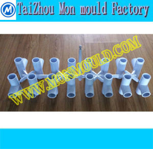 Plastic Pipe PVC Tee Fitting Mould pictures & photos