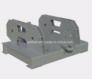 Custom Steel Sheet Metal Fabricated Welding Parts for Machinery pictures & photos