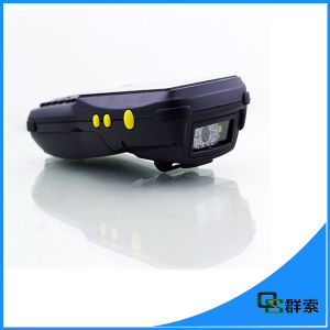 Hot Sale Portable Android NFC Barcode Scanner with Display pictures & photos