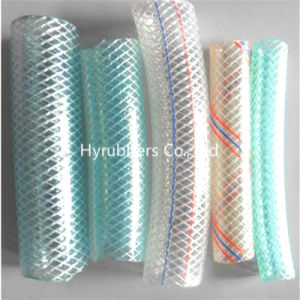 PVC Fiber Reinforced Hose for Water / Air pictures & photos