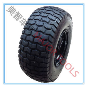 18 Inch Different Pattern of Pneumatic Rubber Wheelbarrow Trolley Wheels 18X8.50-8 pictures & photos