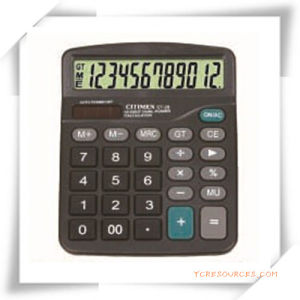12 Digits Calculator for Promotion pictures & photos