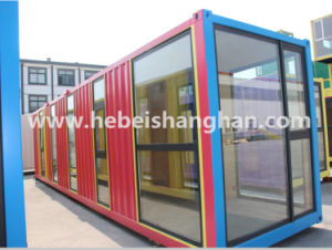 2015 New Design China Manufacture 20ft Mobile House with Best Quality and Competive Price