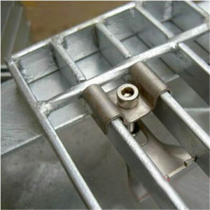 Platform Foot Galvanized Steel Grid pictures & photos