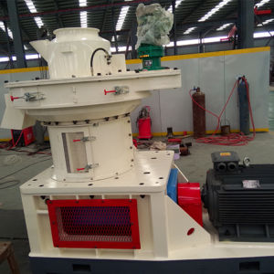 High Efficience Vertical Ring-Die Pellet Machine (HMBT) pictures & photos