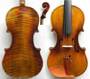 Concert Violin! Vintage Violin! 1566 Amati Violin! (Ld-0013)
