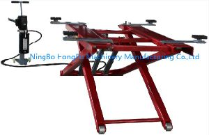 6000lbs (48 in height) Car Lift Heavy Duty MID Rise Lift, Low Rise Lift