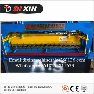 Galvanized Roofing Sheet Roll Forming Machine for Sale pictures & photos