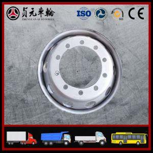 Truck Steel Wheel Rim Zhenyuan Auto Wheel (8.25X22.5)