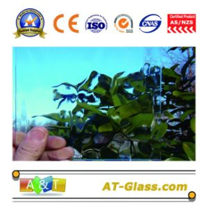 3-8mm Clear Patterned Glass Used for Bathroom pictures & photos