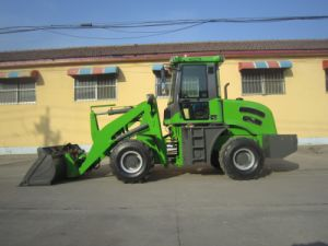 1800kg Zl18 Mini Wheel Loader with CE pictures & photos