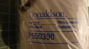 Donaldson P550390 Fuel Filter/Water Seperator for Chevrolet Dodge Gmc Isuzu Mitsubishi & Pontiac pictures & photos
