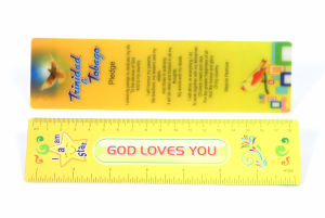Promotional Gifts 3D Ruler for Advertising pictures & photos