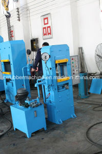 50t Rubber Tile Curing Press/Rubber Paver Tile Molding Press/Rubber Tile Press pictures & photos