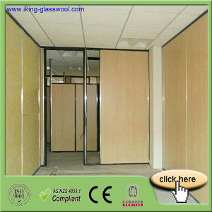 Soundproofing Glass Wool Roll Good Faith Supplier pictures & photos