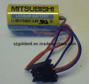 3.6V Lithium Battery A6bat Er17330V/3.6V