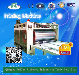 Flexo Corrugated Paperboard Printing Machinery pictures & photos