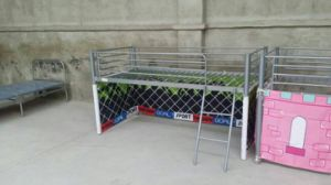 Iron Bed