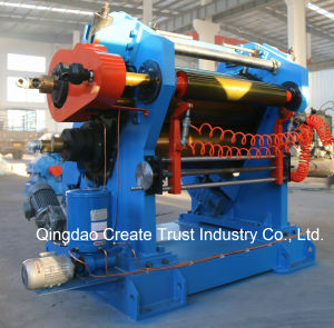 Rubber Sheet Calendering Machine with CE Quality System pictures & photos