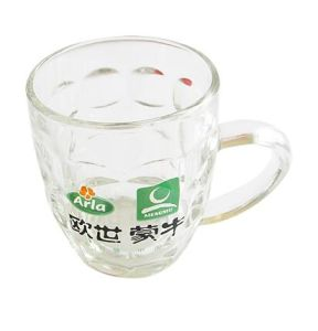 High Quality Glass Mug Wigh Good Price Tumbler Kb-H0092 pictures & photos