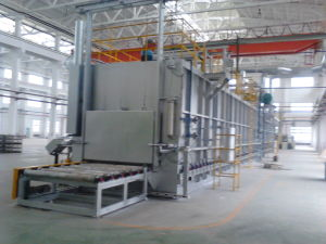 Roller Hearth Heating Furnace For Gas Cylindrer (Industrial Furnace) - 2 pictures & photos
