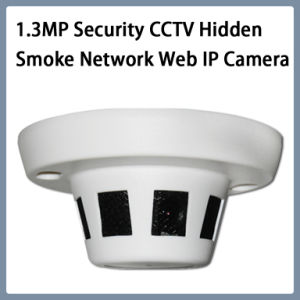 1.3MP Security CCTV Hidden Smoke Network Web IP Camera (SVN-C1130) pictures & photos