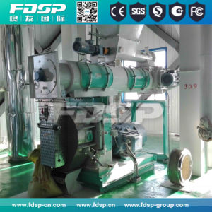 Best Manufacturer Automatic Poultry Chicken Pellet Feed Making Machine with CE pictures & photos