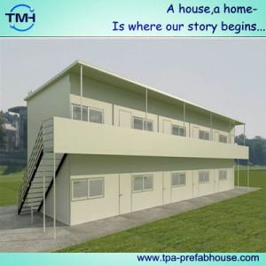 Professional Manufacture Prefabricated House pictures & photos