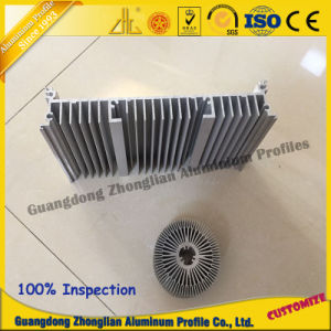 China Factory Supplies Aluminium Radiator 6063 T6 Mill Finish pictures & photos