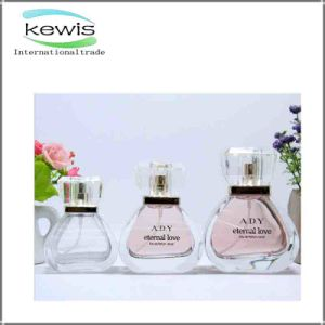 30ml Crystal Clear Perfume Bottle for Cosmetic Package pictures & photos